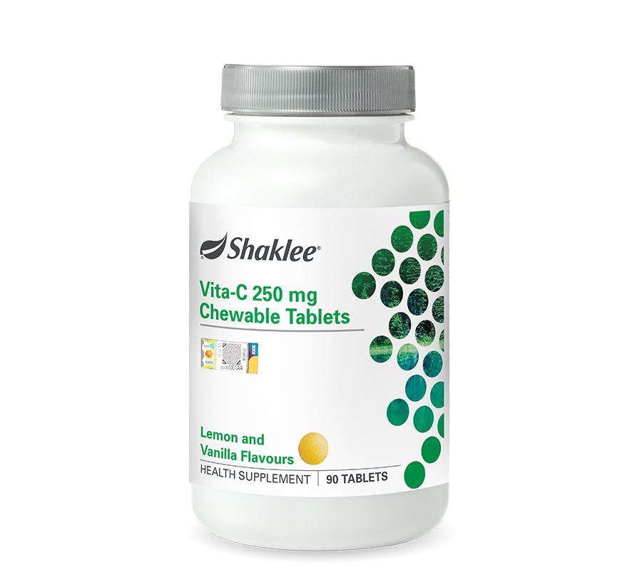 chewable vitamin c shaklee