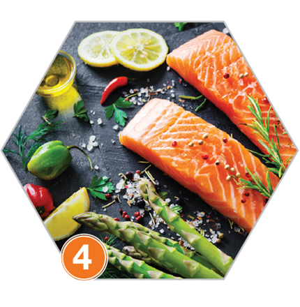 pengambilan omega-3 merupakan salah satu cara untuk tingkatkan kecergasan lelaki